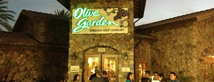 Olive Garden is one of Guide to Burbank's best spots.