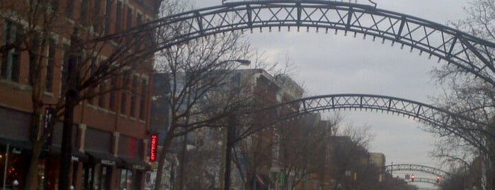 Columbus' Short North Art District is one of Gary's List.