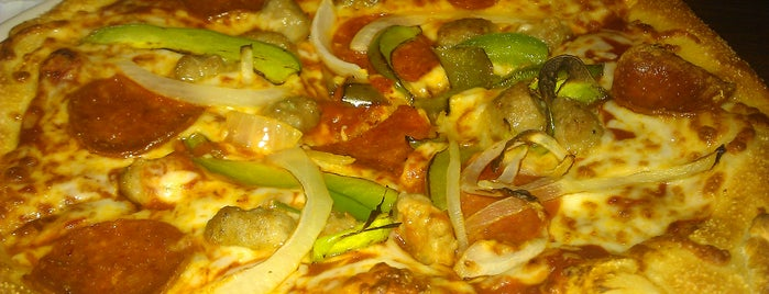 Rocky Mountain Pizza is one of Atlanta's Best Pizza - 2012.