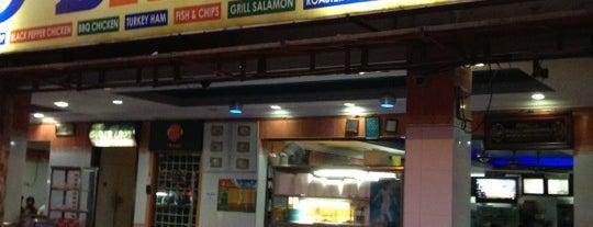 SBRJ Bistro Corner is one of Pot Makan.