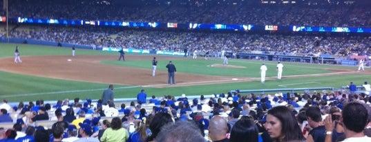 Dodger Stadium is one of Ballparks Across Baseball.
