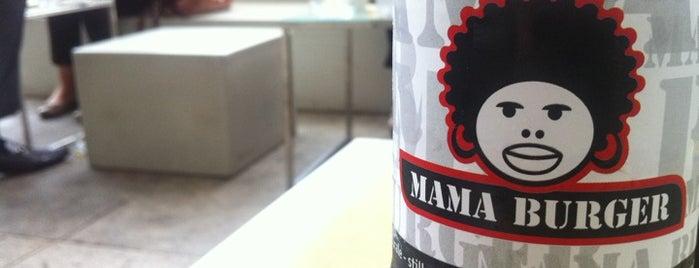 Mama Burger is one of Mangiare vegan a Milano.