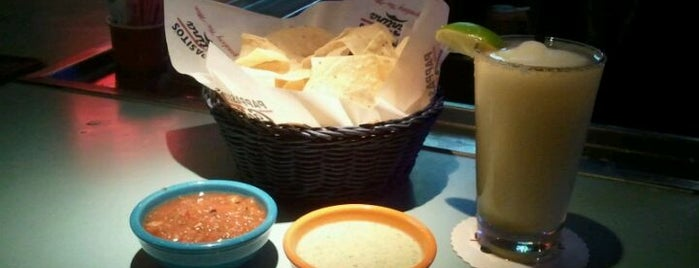 Little Pappasito's Cantina is one of 20 favorite restaurants.