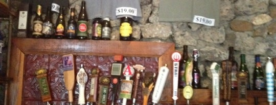 The J. Clyde is one of Draft Mag's Top 100 Beer Bars (2012).