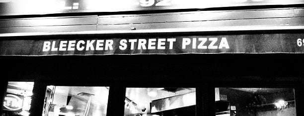 Bleecker Street Pizza is one of Top NYC Pizza Places.