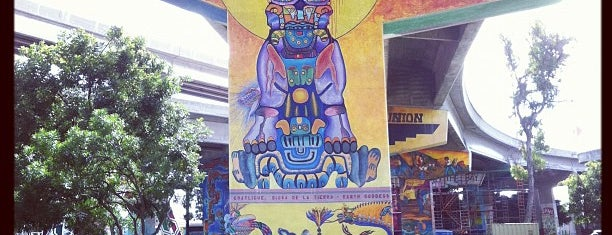 Chicano Park is one of 25 Must See in America's Finest City.