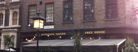 Approach Tavern is one of Pubs To Visit.