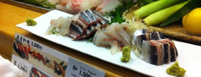 寿司清本店 is one of Japan.