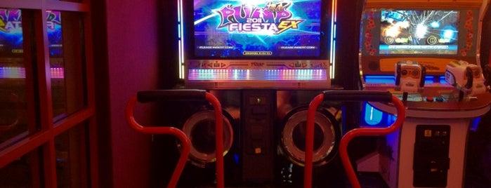 Cinemark Starcade is one of Arcades.