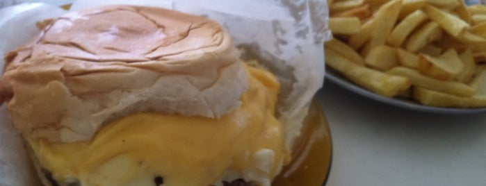 Joca's Burger is one of Hamburguerias.