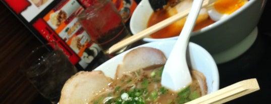 Bakudanya (บะคุดันยะ) ばくだん屋 is one of Enjoy eating ;).