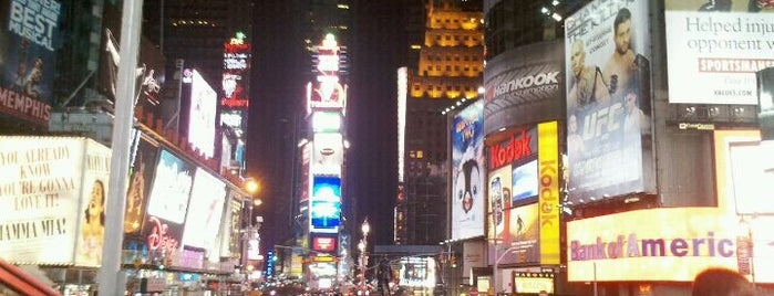Times Square is one of New York City's Must-See Attractions.
