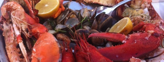 Costa Algarvia is one of Restaurantes.