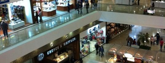 Centros comerciales predilectos