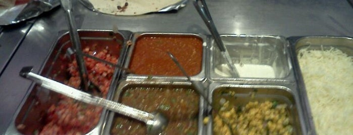 Chipotle Mexican Grill is one of Guide to West Lafayette's best spots.