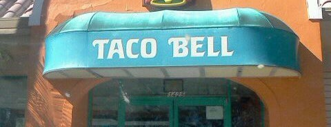 Taco Bell is one of Favorite Restaurants.