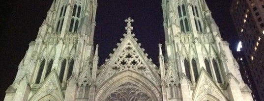 Cathédrale Saint-Patrick is one of New York for the 1st time !.