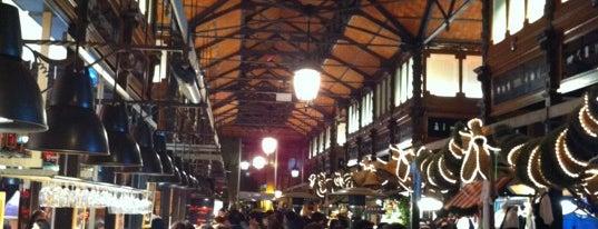 Mercado de San Miguel is one of Conoce Madrid.