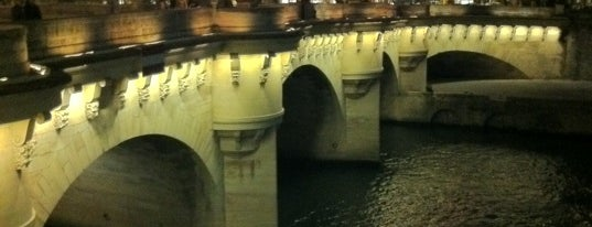 Pont Neuf is one of World Sites.
