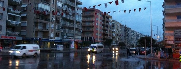 Girne Bulvarı is one of themaraton.