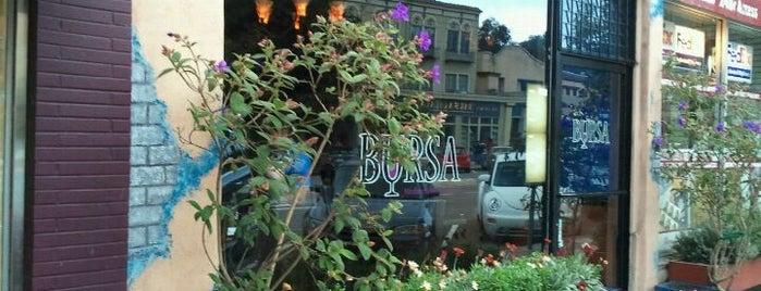 Bursa is one of The 15 Best Mediterranean Restaurants in San Francisco.
