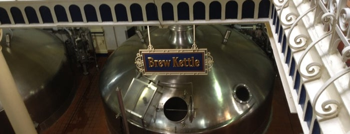 Anheuser-Busch Mash Tanks is one of The 15 Best Places for Tours in St Louis.