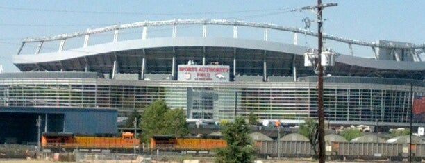 RTD - Sports Authority Field at Mile High station is one of Fun Things To Do in Denver, Colorado.