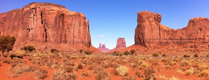 Monument Valley is one of USA Trip 2013 - The Desert.