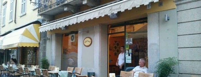 Caffè Grande is one of Free Wi-Fi.