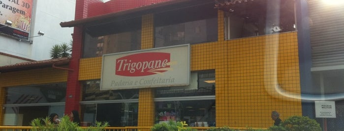 Trigopane is one of My Favorite Places.