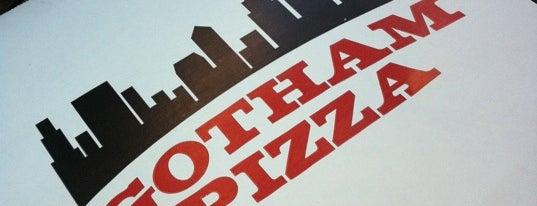 Gotham Pizza is one of Manhattan Haunts.