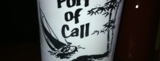 Port of Call is one of NOLA Must Do's.