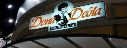 Dona Deôla is one of Bons lugares.