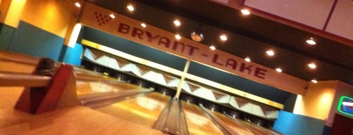 Bryant-Lake Bowl & Theater is one of Diners, Drive-Ins, & Dives.