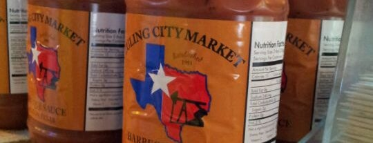 Luling City Market is one of My Houston Spots.