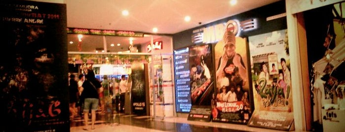 MBO Cinemas is one of Guide to Skudai's best spots.