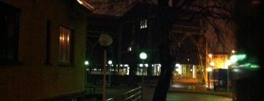 "PoliMi - Campus ""La Masa"" is one of MilanoX."