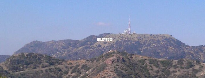 Griffith Park is one of Los Angeles.