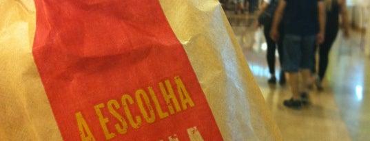 McDonald's is one of Shopping Anália Franco.