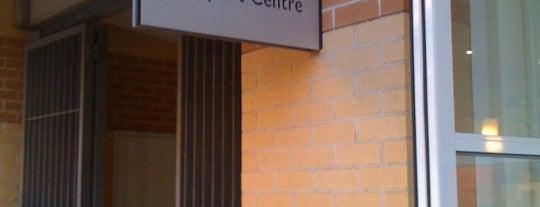 UTS Building 5 Block D is one of Visit UTS.
