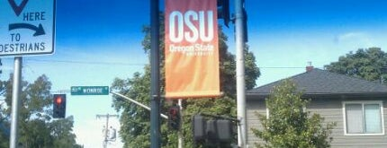 Oregon State University is one of College Love - Which will we visit Fall 2012.