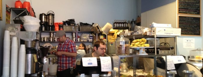 Blue Spoon Coffee Co. is one of NY Espresso.