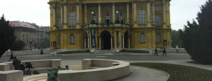 Zagreb is one of Capitals of Europe.