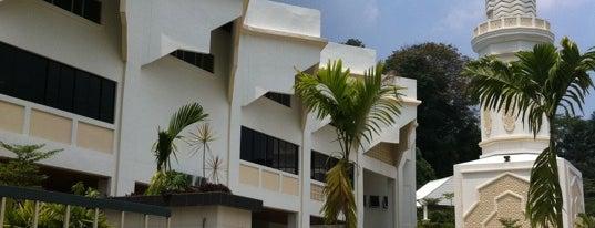 Masjid Tuanku Mizan Zainal Abidin is one of Baitullah : Masjid & Surau.
