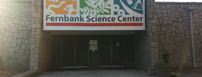 Fernbank Science Center is one of My list befor am gone.