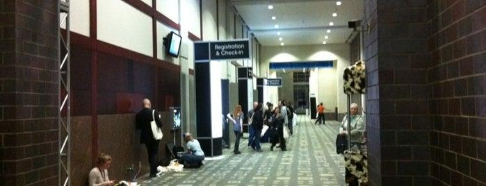 SXSW Badge Pick-up is one of Speakmans SXSW Venues in Austin.