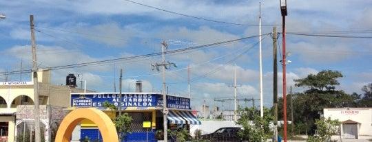Asadero El Pollo is one of Restaurantes en Ciudad del Carmen, Campeche.