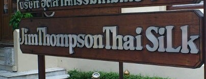 Jim Thompson is one of BKK.