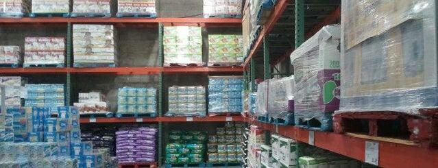 Costco Wholesale is one of Regular Haunts.