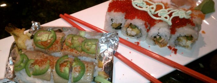 Sushi O Bistro is one of Must-Visit Sushi Restaurants in RDU.